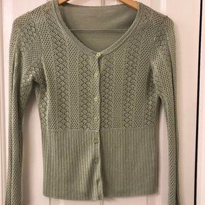 Sweaters - Women's sweater size M long sleeve top